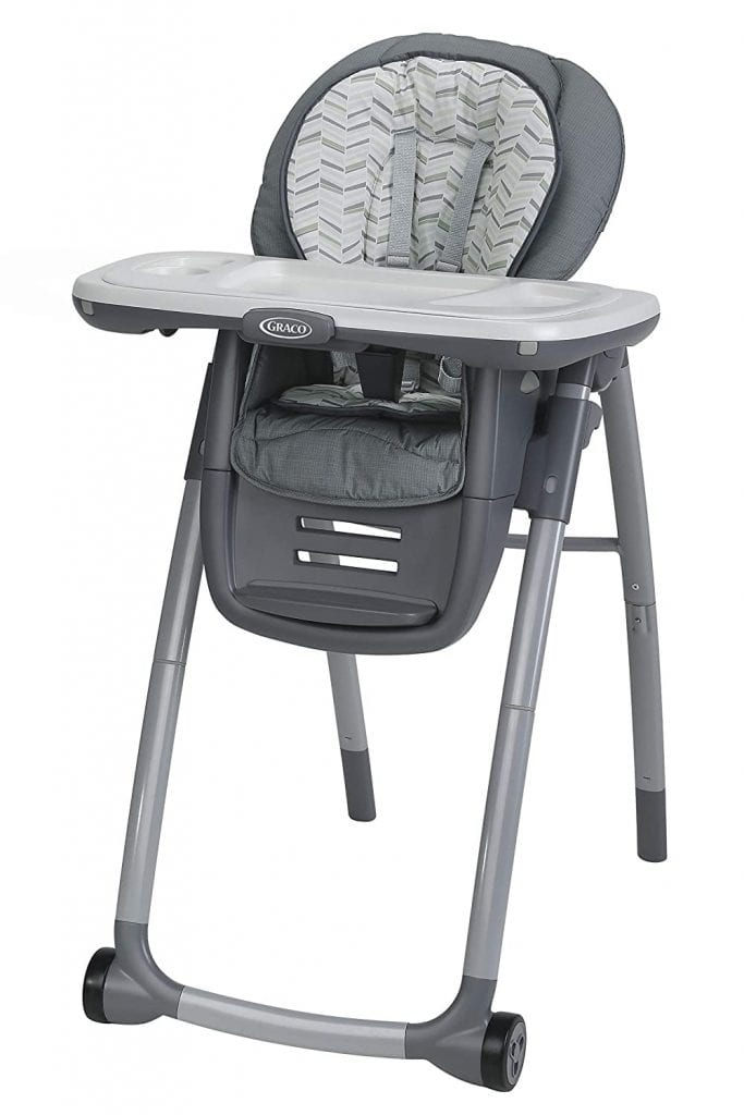 Graco 7 in 1 Premier Convertible High Chair