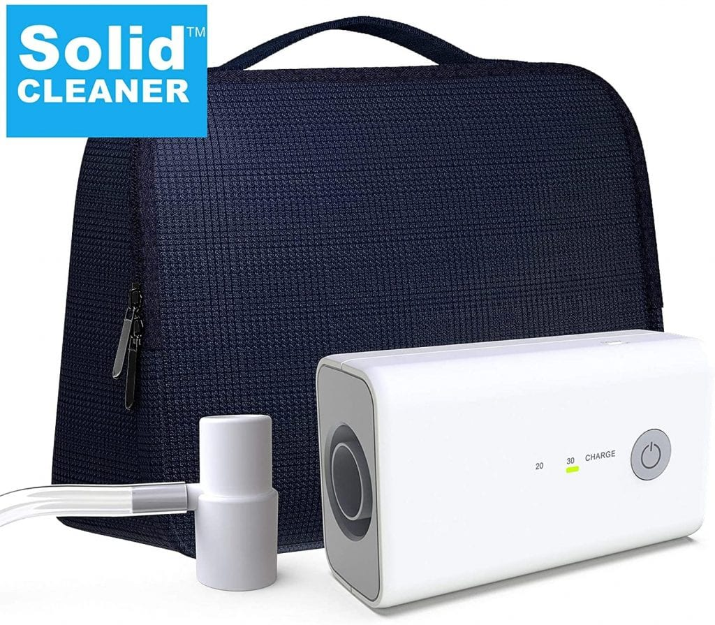 Solid Rechargeable Cleaner & Sanitizer