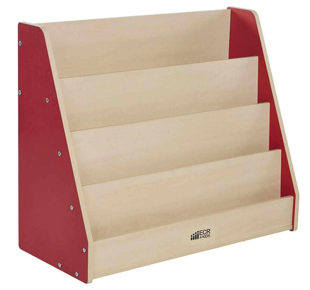 Factory Direct Partners 4 tiers Books Display Stand