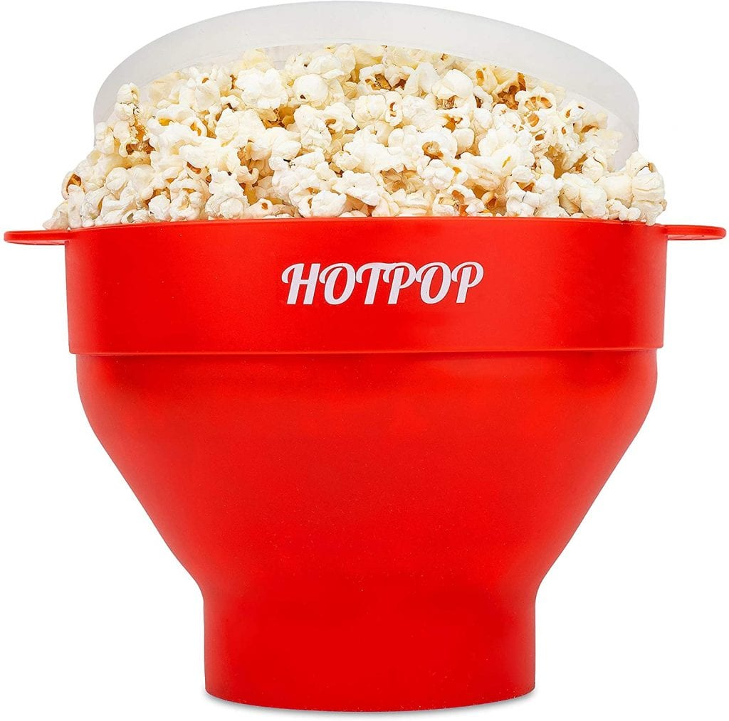 Hotpop Collapsible Bowl Popcorn Popper