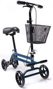 KneeRover Evolution Seated Scooter