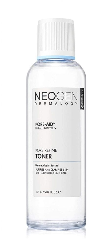 Neogen Dermalogy Refine Pore Soothing Serum & Toner