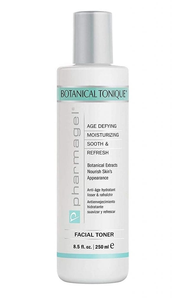 Pharmagel Moistening Face Botanic Ph Level Balancing Skin Toner