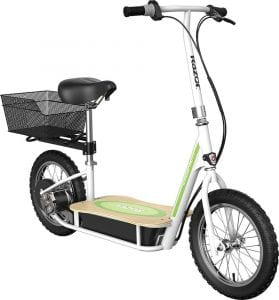 Razor EcoSmart Metro Seated Electric Scooter For Adults