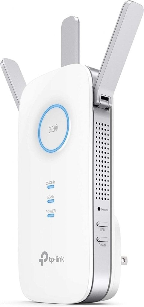 TP-Link Store Media Streaming Lag-Free Connection Easy Set Up Wireless Extender