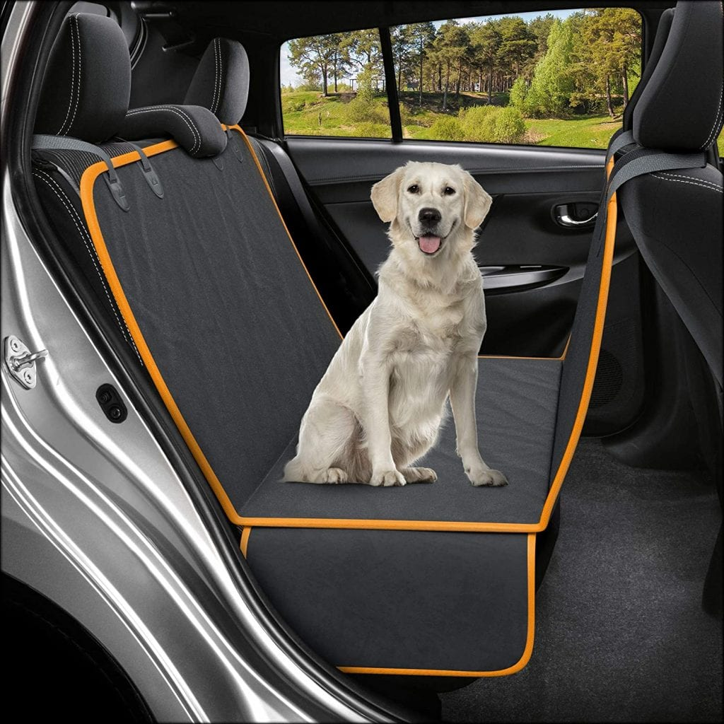 ACTIVE PETS Dog Car Seat Cover Hammock