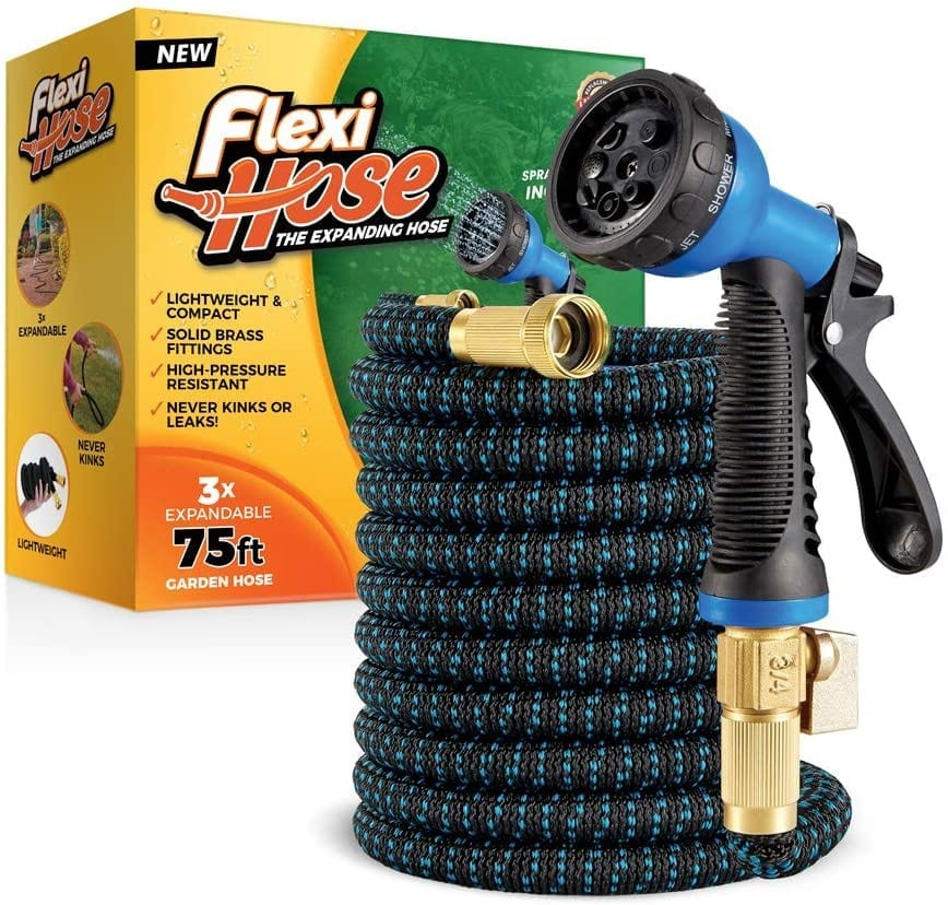 Flexi Hose Expandable Garden (75 ft)