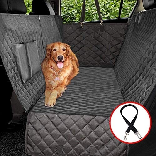 Vailge Dog Car Seat with Side Flaps